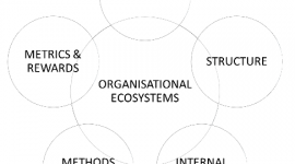 Five Organisational Ecosystems
